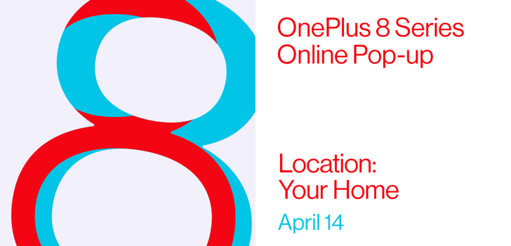 OnePlus 8 pop-up events are still going to happen, they'll just be online