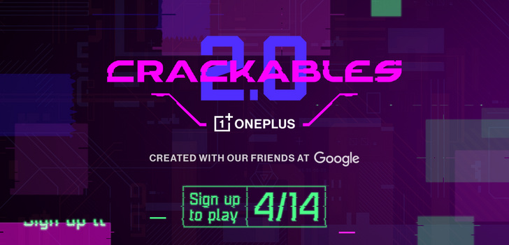 Watch the OnePlus Crackables puzzle game finale stream right here
