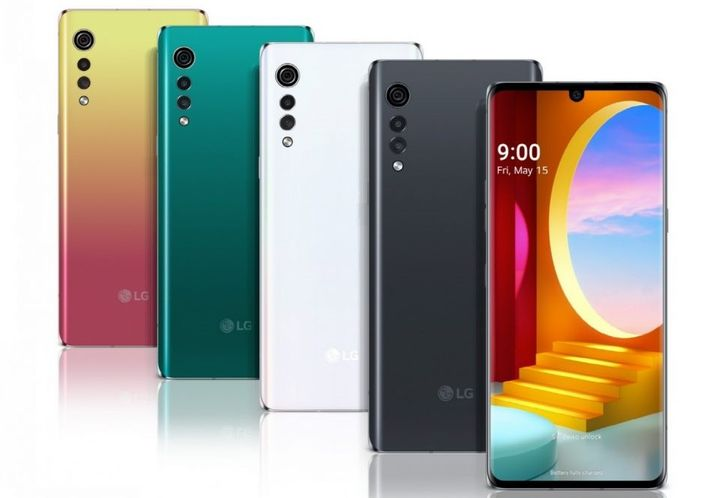 LG reveals Velvet's price ahead of official launch