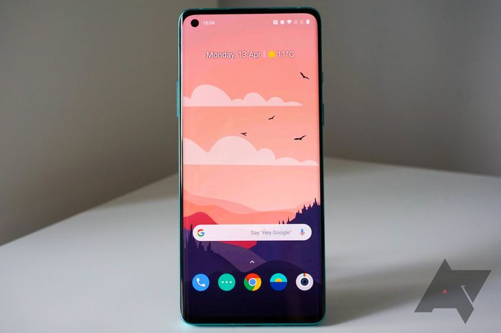 OxygenOS 11 update starts rolling out, bringing Android 11 to the OnePlus 8 series