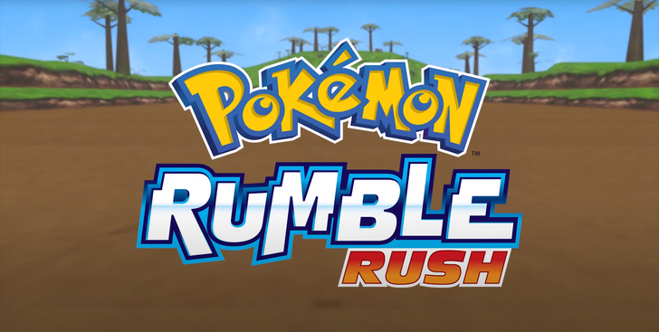 Pokémon Rumble Rush is shutting down on July 22