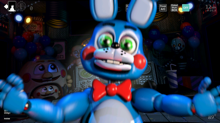 Ultimate Custom Night is a Five Nights at Freddy's spinoff that's finally made its way to Android