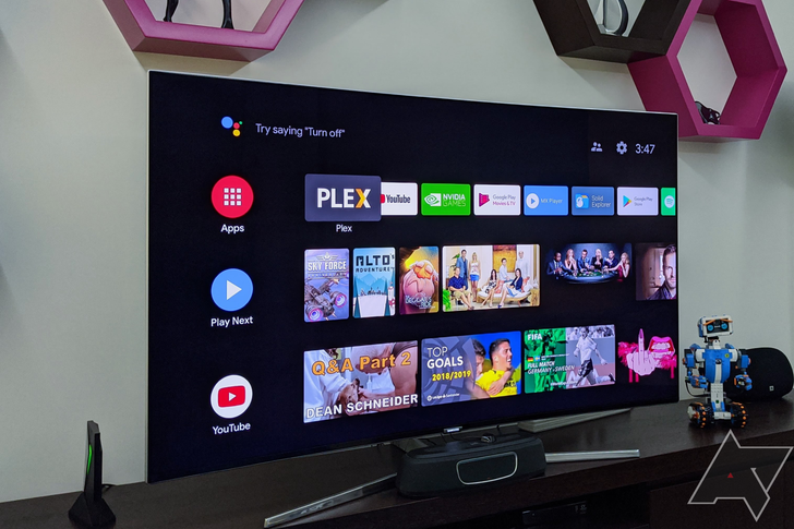 6 years after launch, Android TV still lacks multiple user profiles