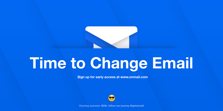 Edison launches OnMail to take on the mighty Gmail