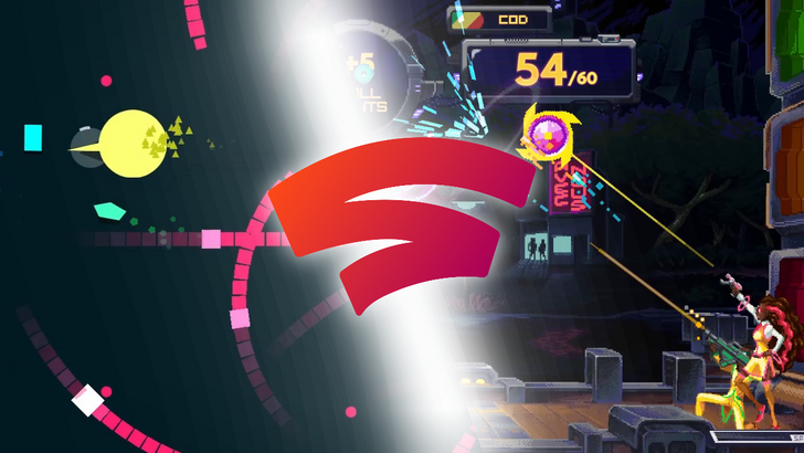 Stadia adding 2 co-op games this year for volleyball and bullet-hell fans alike