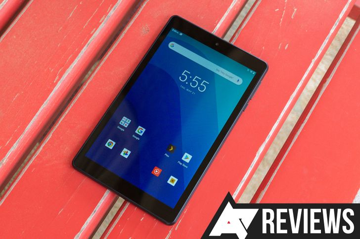 Walmart Onn 8 Pro review: Just buy a Fire tablet instead