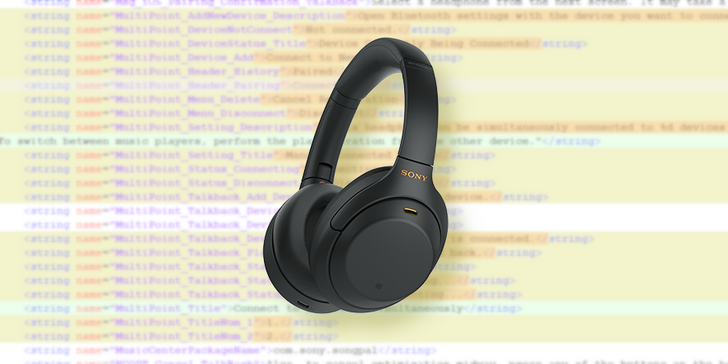Sony teardown reveals hot new features due for upcoming WH-1000XM4 headphones