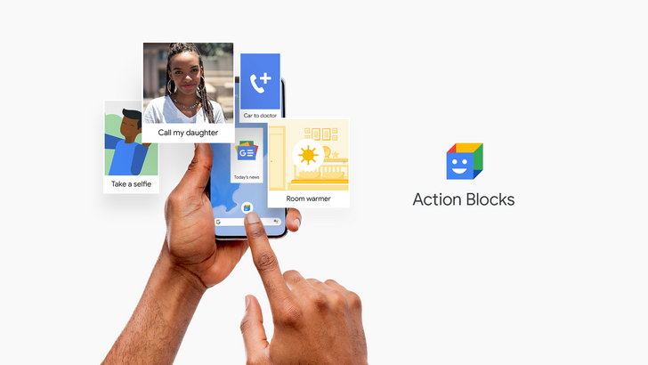 Google's Action Blocks let you create widgets for often-used Assistant tasks (APK download)
