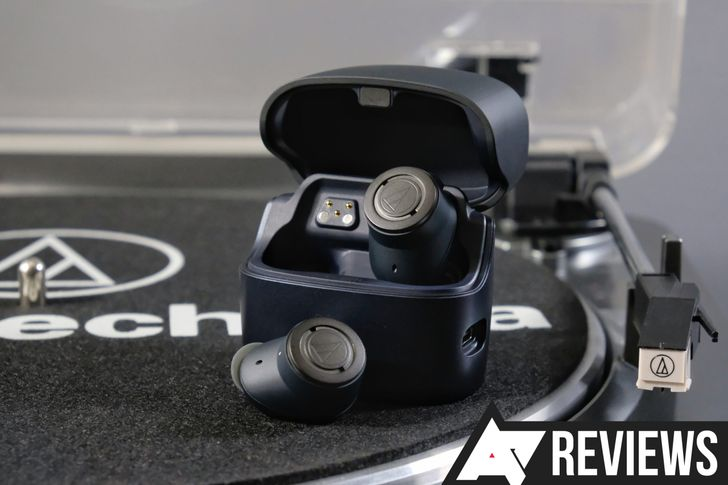 Audio-Technica ATH-ANC300TW earbuds review: Exceptional sound, questionable value
