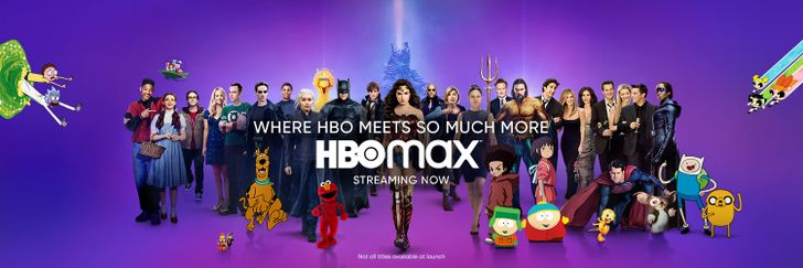 HBO Max is now live in the US