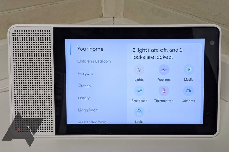 Nest Hub and other Smart Displays get improved smart home controls for Hue, Shield, smart locks, vacuums, and blinds