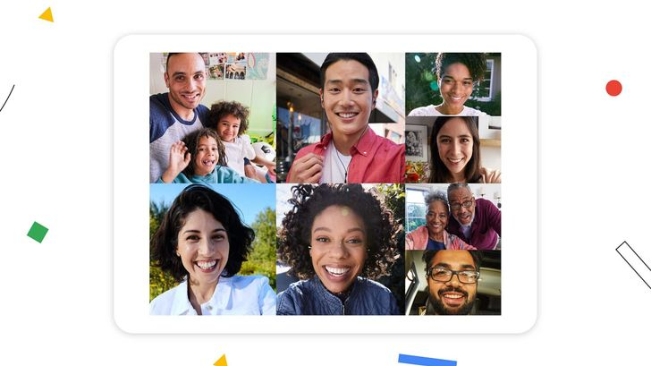 Google Duo support for 32-person calls is now live in Chrome