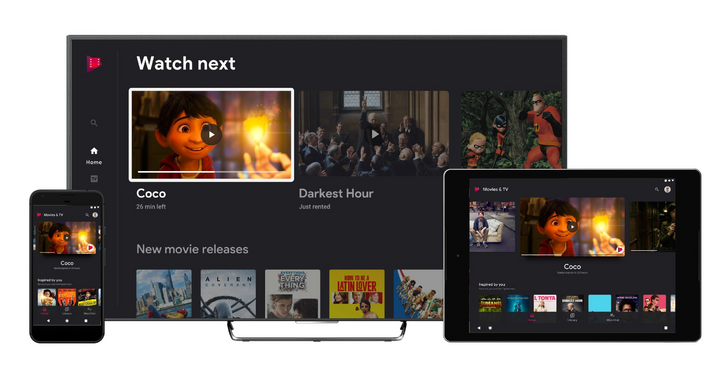 Google Play Movies & TV could get a nifty redesign on mobile and Android TV