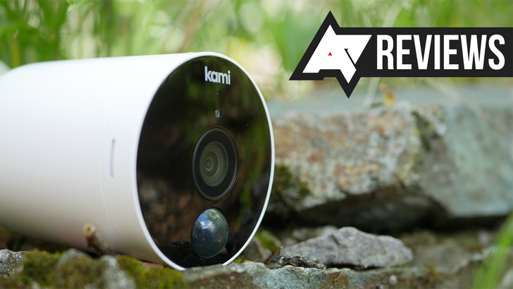 Kami Wire-Free Outdoor Camera review: Promising hardware, good value, regrettable app