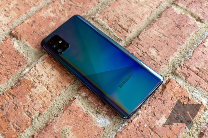 Samsung's April patch is rolling out to the Galaxy A51 and other US models — here's the complete list