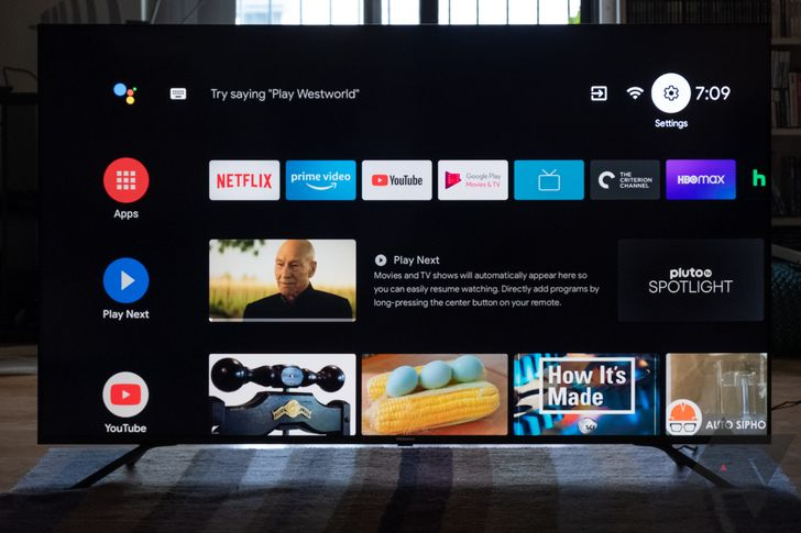 Android TV can be assigned to speaker groups once again