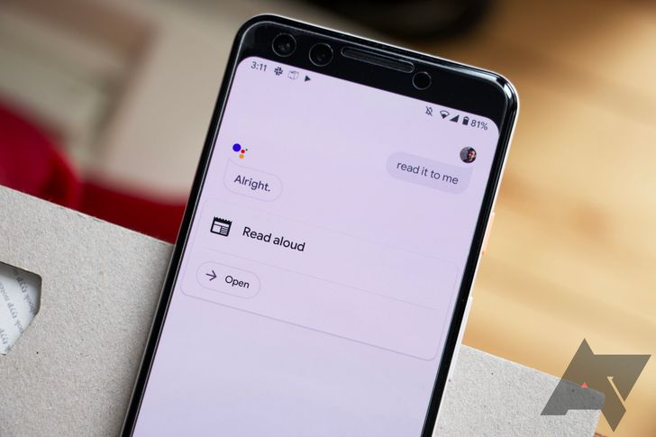 Tip: Google can read out loud almost any story on your Android phone