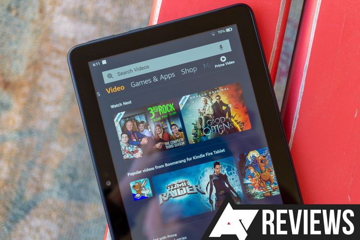 Amazon Fire HD 8 (2020) review: The good, cheap Android tablet Google won't build