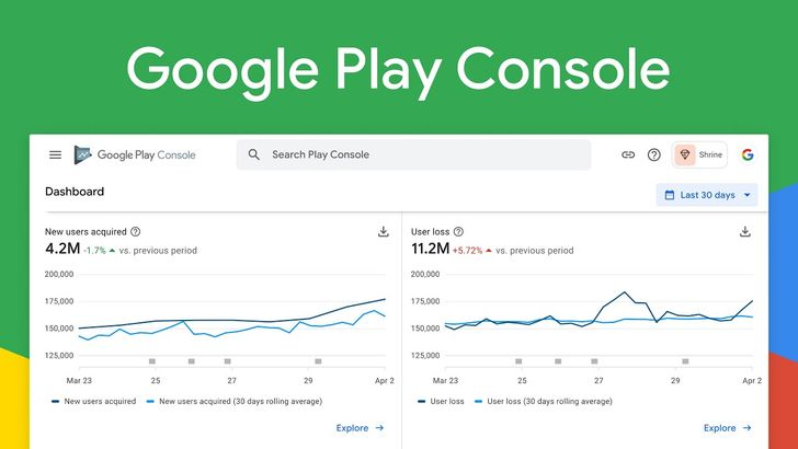 Hands-on with the new Google Play Console: Easier publishing and a new Material Theme