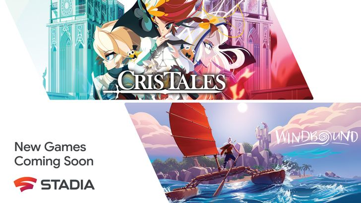 Stadia to get Zelda-like Windbound and JRPG-inspired Cris tales in the coming months