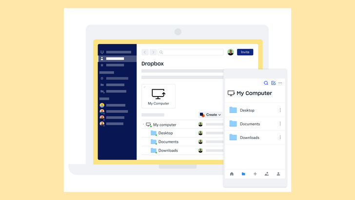 Dropbox begins rolling out pricey family plan following massive feature update
