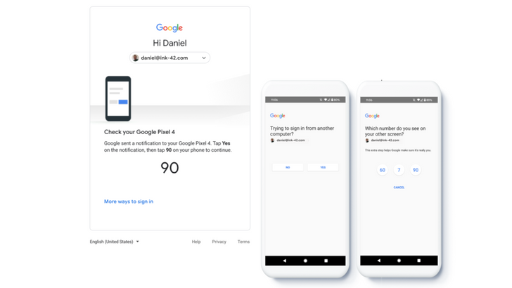 New G Suite logins will trigger Google's phone prompts by default starting July 7