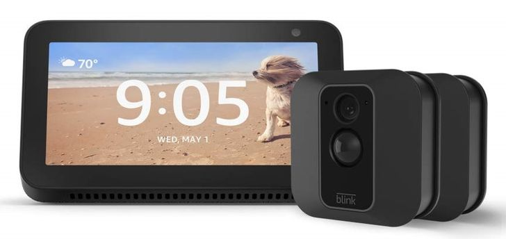 Get an Echo Show for $10 when you buy one of these discounted Blink XT2 cameras