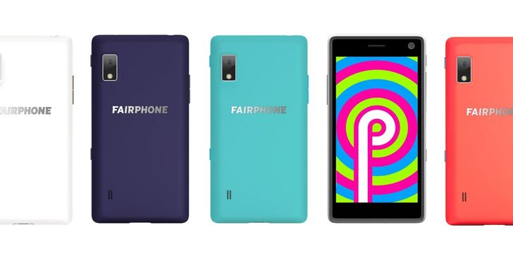 The Fairphone 2, which launched with Android 5 Lollipop, is now getting a 9 Pie beta