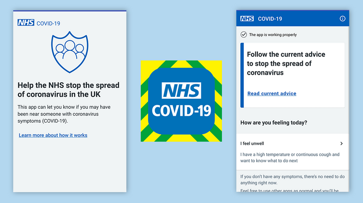 The UK's NHS COVID-19 app won't be ready until winter, despite being widely available now