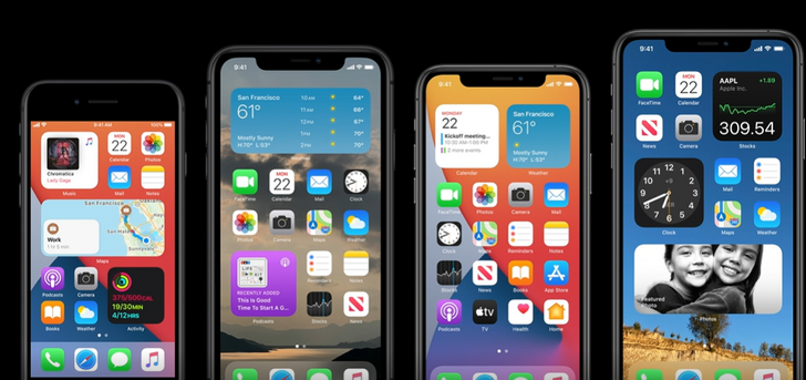 16 major iOS 14 features Apple 'borrowed' from Android and Google