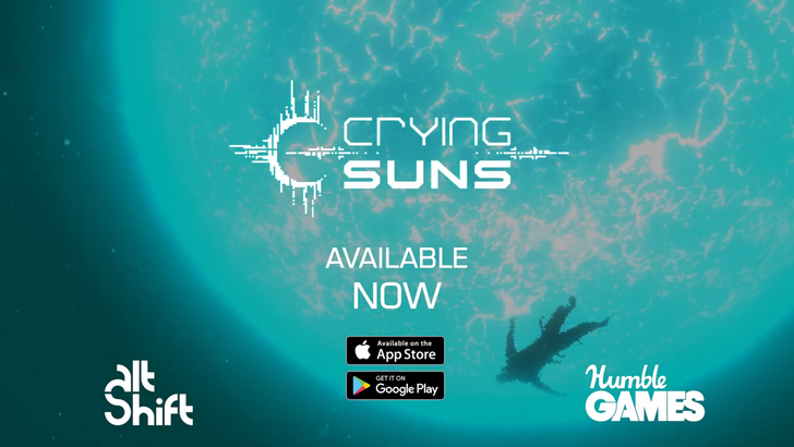Humble Bundle brings sci-fi roguelite Crying Suns to the Play Store
