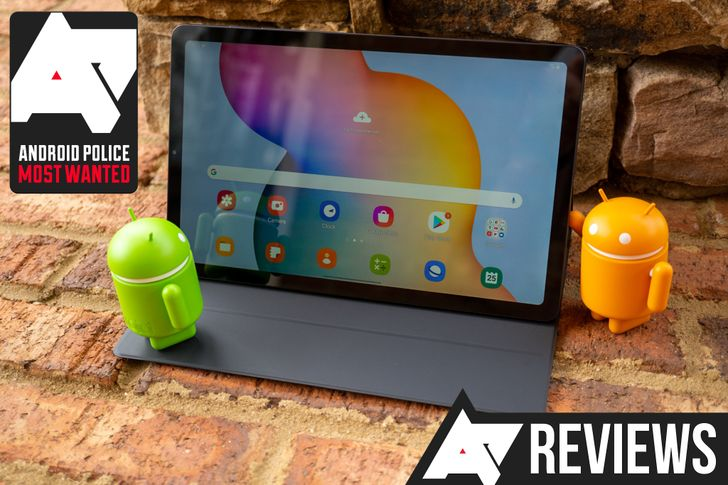 Samsung Galaxy Tab S6 Lite review: The new Android tablet to beat