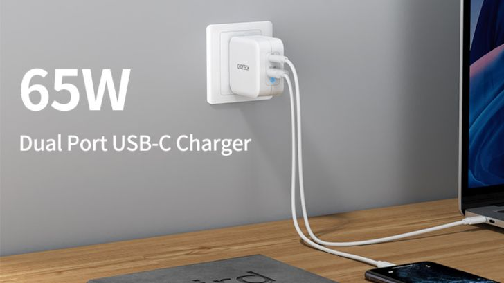 Choetech's 65W USB Type-C wall charger is now just $22 ($13 off)