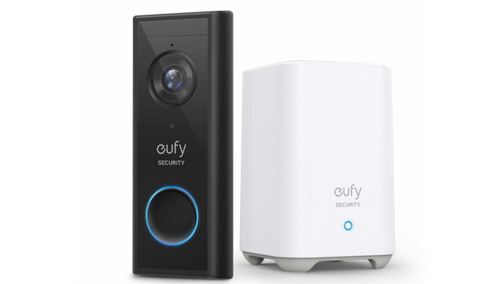 Ding dong! It's a sale on Eufy's 2K wireless video doorbell: $140 ($80 off)