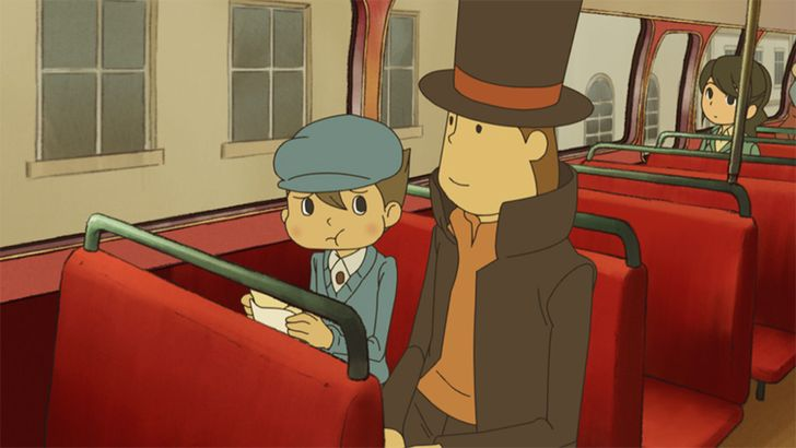 Professor Layton and the Unwound Future is finally available on Android