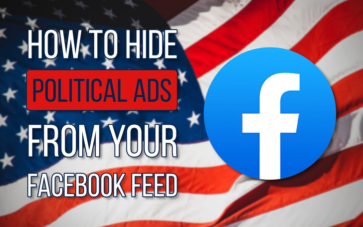 How to kick political ads out of your Facebook feed