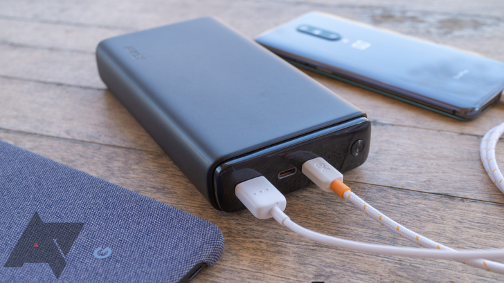 Huge 26800mAh Aukey USB C Power Bank is only $56 ($24 off) on Amazon with coupon