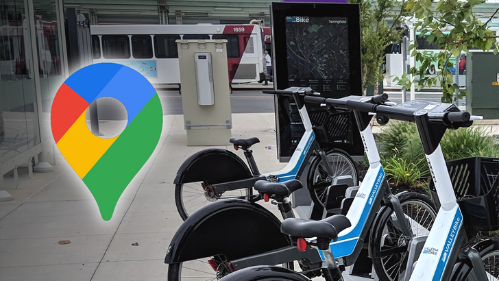 Google Maps rolls out directions centered on docked bikeshare journeys in Chicago, New York, and more