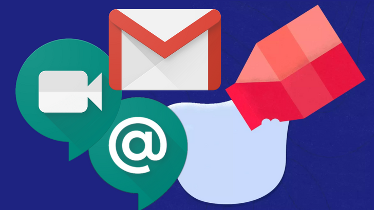 Google Chat, Meet, Gmail gain new security tools