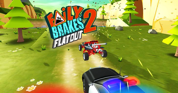 Faily Brakes 2 takes endless running to the streets once again, and it's now available on Android
