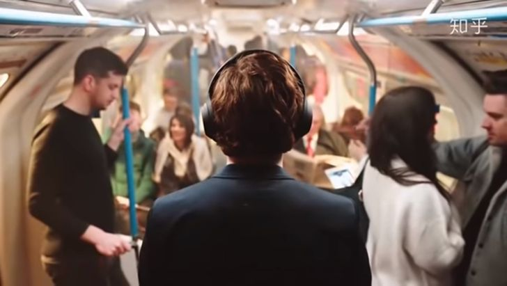 Leaked Sony WH-1000XM4 promo video shows the upcoming noise cancelling headphones in action