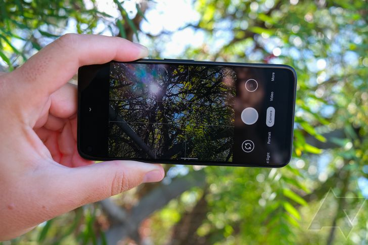 Android 12 Beta 3 Google Camera update adds Material You accents