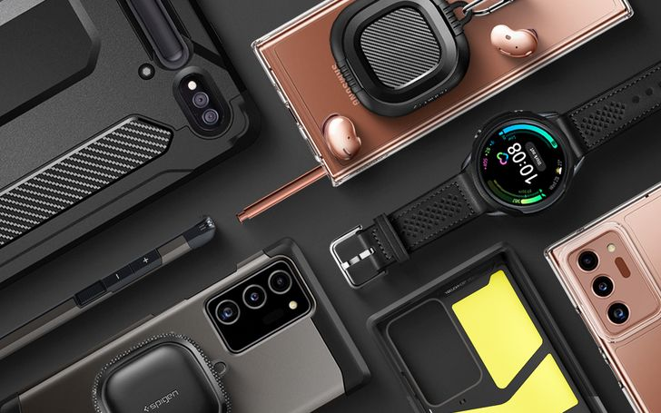 Spigen's robust case collection will protect your Note20, Note20 Ultra, and Samsung accessories (Sponsored)