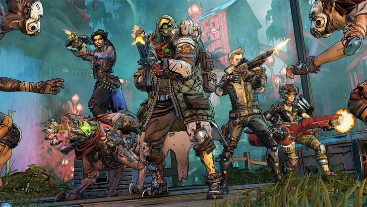 Borderlands 3 is free to play on Stadia Pro now through Sunday