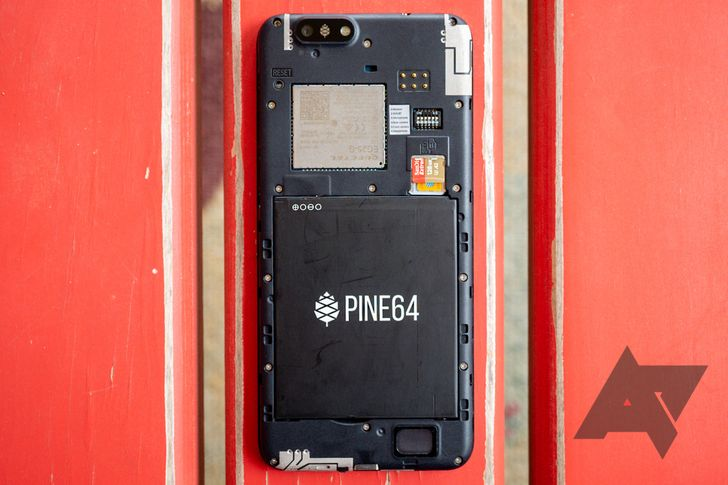 The Linux-based PinePhone is the most interesting smartphone I've tried in years