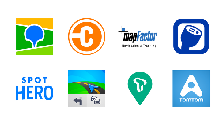 Android Auto is adding new categories for apps, including parking and electric vehicle charging