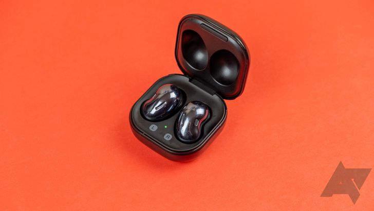 Get a refurbished pair of Samsung's Galaxy Buds Live for the cost of a PS5 game