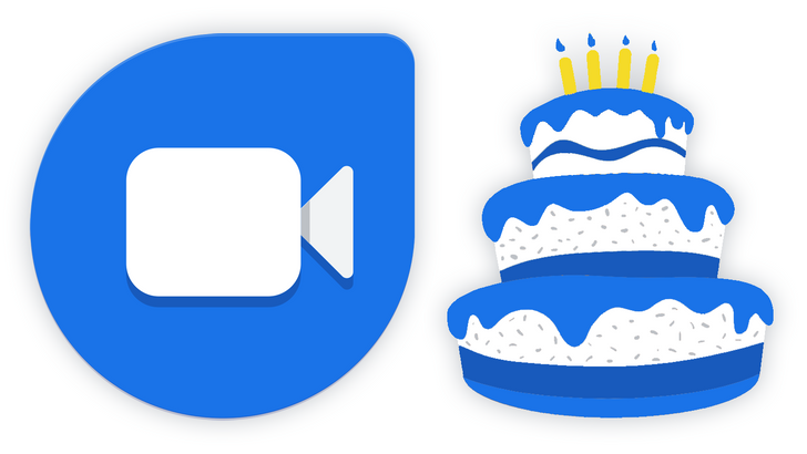 Happy 4th Birthday, Google Duo! May you live to see the 5th one 😒