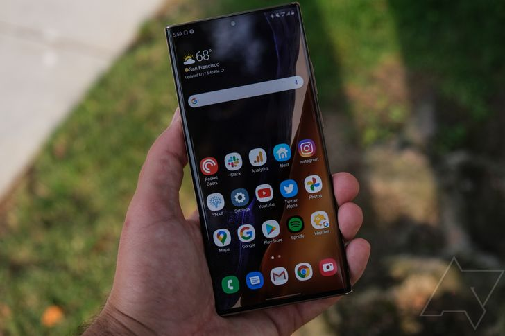 Samsung's December security patch hits Verizon Galaxy Note10, plus Note20 and Note9 series on AT&T