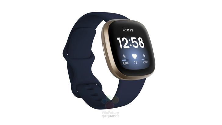 Fitbit's 2020 smartwatch lineup leaks, including the Versa 3 and new Fitbit Sense